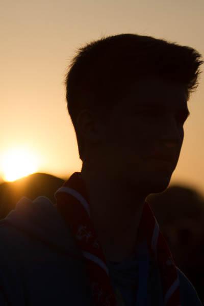 Sonnenuntergang Peter Neubauer
