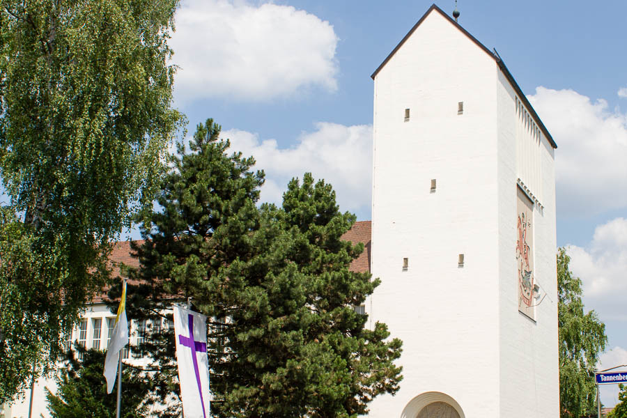 St Georg Peter Neubauer